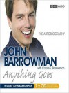 Anything Goes (MP3 Book) - John Barrowman