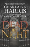Dead of Night: Dancers in the Dark/The Devil's Footprints - Charlaine Harris, Amanda Stevens