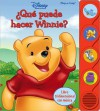 Que puede hacer Winnie the Pooh little pop up book - Publications International Ltd.