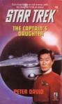 The Captain's Daughter (Star Trek: The Original Series, #76) - Peter David