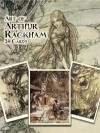 Art of Arthur Rackham: 24 Cards - Arthur Rackham, Jeff A. Menges