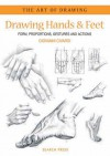 Drawing Hands & Feet: Form - Proportions - Gestures and Actions - Giovanni Civardi