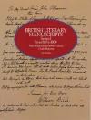 British Literary Manuscripts, Series I: From 800 to 1800 - Verlyn Klinkenborg