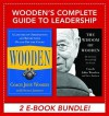 Wooden's Complete Guide to Leadership - John Wooden, Steve Jamison