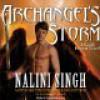 Archangel's Storm - Nalini Singh, Justine Eyre