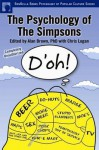 The Psychology of the Simpsons: D'Oh! - Alan Brown