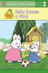 Ruby Scores a Goal (Max and Ruby) - Unknown