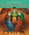 The Lion Book of Five-Minute Christmas Stories - John Goodwin, Richard A. Johnson