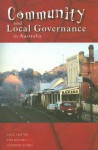 Community and Local Governance in Australia - University of New South Wales, Andrew Jones, Tim Reddel, University of New South Wales