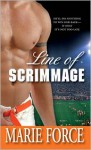 Line of Scrimmage - Marie Force