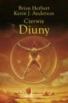Czerwie Diuny (Kroniki Diuny, #8) - Brian Herbert, Kevin J. Anderson, Andrzej Jankowski, Wojciech Siudmiak