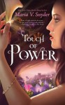 Touch of Power - Maria V. Snyder, Gabra Zackman
