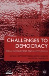 Challenges to Democracy: Ideas, Involvement and Institutions - Keith M. Dowding, John Hughes, James Hughes