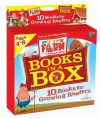 On the Farm Books in a Box: 10 Books to Grow Great Readers (On the Farm With Farmer Bob) - Thomas Nelson Publishers