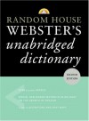 Random House Webster's Unabridged Dictionary, Deluxe Edition - Random House