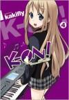 K-On! Volume 4 - Kakifly