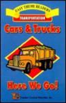 Cars and Trucks Easy Reader - Frieda Wishinsky, Larry Bauer