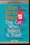 The Cat Who Tailed a Thief (Cat Who..., #19) - Lilian Jackson Braun, Mason Adams