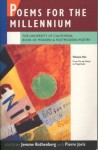 Poems for the Millennium, Vol. 1: Modern and Postmodern Poetry from Fin-de-Siècle to Negritude - Jerome Rothenberg, Pierre Joris