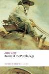 Riders of the Purple Sage - Zane Grey, Lee Clark Mitchell