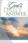 God's Daily Answer - Elm Hill Books, Jack Countryman