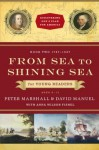 From Sea to Shining Sea for Young Readers: 1787-1837 (Discovering God's Plan for America) - Peter Marshall, David Manuel, Anna Wilson Fishel
