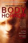 The Mammoth Book of Body Horror. Edited by Marie O'Regan - Paul Kane, Marie O'Regan