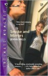 Smoke And Mirrors (Silhouette Intimate Moments #1146) - Jenna Mills