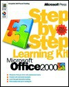 Microsoft Office 2000 Step by Step Learning Kit - Microsoft Press, Active Education, Learn It Corporation, Inc. Perspection, Inc Catapult, Microsoft Press
