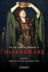 The New Cambridge Companion to Shakespeare - Stanley Wells, Margreta de Grazia