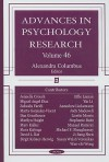 Advances in Psychology Research, Volume 46 - Alexandra M. Columbus