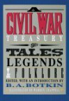 A Civil War Treasury of Tales, Legends and Folklore - B.A. Botkin, Warren Chappell
