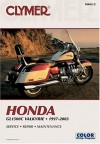 Clymer Honda GL1500C Valkyrie, 1997-2003 (Clymer Motorcycle Repair) - Ed Scott