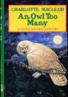 An Owl Too Many (Professor Peter Shandy Mystery #8) - Charlotte MacLeod