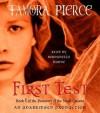 First Test - Tamora Pierce, Bernadette Dunne