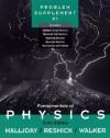 Fundamentals of Physics,, Problem Supplement No. 1 - David Halliday, Robert Resnick, Jearl Walker