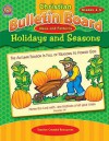 Christian Bulletin Board Ideas and Patterns: Holidays and Seasons - Mary Tucker, Teacher Created Materials Inc