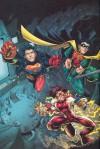 DC Comics Presents: Young Justice #3 - Peter David, Dan Curtis Johnson, Chuck Dixon, Todd Nauck