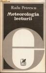 Meteorologia lecturii - Radu Petrescu
