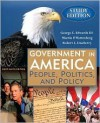 Government in America: People, Politics, and Policy - George C. Edwards III, Martin P. Wattenberg, Robert L. Lineberry