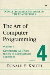 The Art of Computer Programming: Generating All Trees--History of Combinatorial Generation; Volume 4 - Donald Ervin Knuth