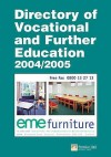 Directory of Vocational and Further Education 2004/2005 - James Tierney, Johan Gregory, Elisabet Sinkie