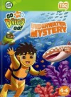 Tag Book: Go Diego Go: Underwater Mystery - Nickelodeon