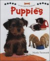 Say & Point Picture Boards: Puppies - Nicola Tuxworth