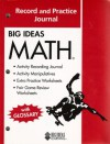 Big Ideas MATH: Record and Practice Journal Red - Holt McDougal