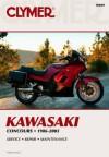 Kawasaki Concours, 1986-2004 - Clymer Publishing