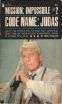 Code Name: Judas - Max Walker, Michael Avallone