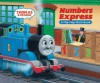 The Numbers Express - Wilbert Awdry