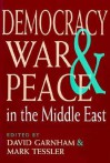 Democracy, War, and Peace in the Middle East - David Garnham, Mark Tessler
