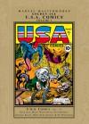 Marvel Masterworks: Golden Age U.S.A. Comics, Vol. 1 - Stan Lee, Basil Wolverton, Syd Shores, George Klein, Mike Suchorsky, Ed Winiarski